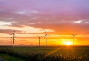 Wind power part of our commitment to renewable energy